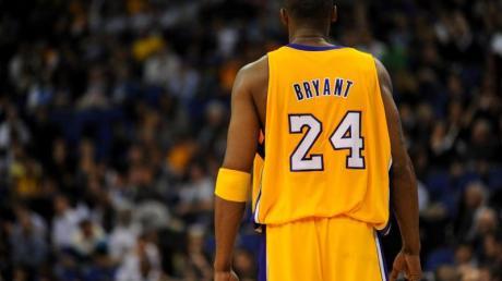 Kobe Bryant kam am 26. Januar 2020 bei einem Helikopter-Absturz ums Leben.