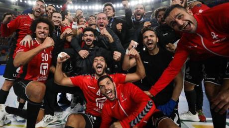 WM-Gastgeber Ägypten trifft im WM-Viertelfinale auf Titelverteidiger Dänemark.