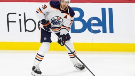 Auch ohne ein Tor von Leon Draisaitl haben die Edmonton Oilers gegen die Senators gewonnen.