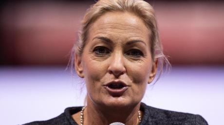 Barbara Rittner, Chefin des deutschen Damen-Tennis.