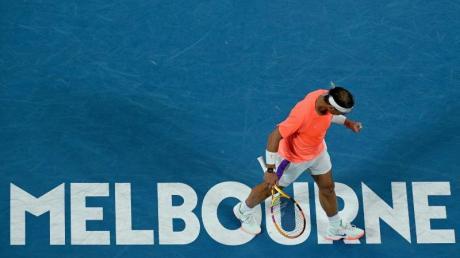 Steht nach dem Sieg über Michael Mmoh in der dritten Runde: Rafael Nadal.