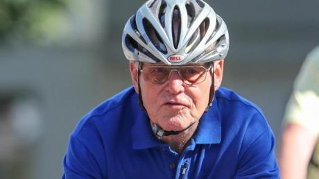 Wird am 23. Februar 90 Jahre:Radsport-Legende «Täve» Schur.