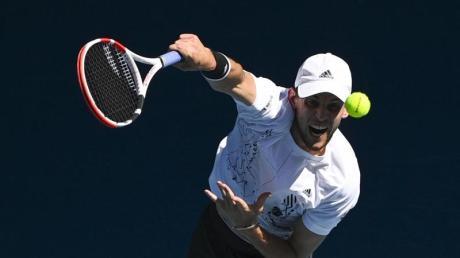 Im Achtelfinale des Turniers von Buenos Aires ausgeschieden: Dominik Koepfer.