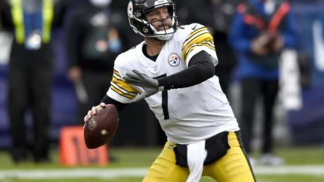 Die Zukunft von Ben Roethlisberger bei den Pittsburgh Steelers ist so gut wie geklärt.
