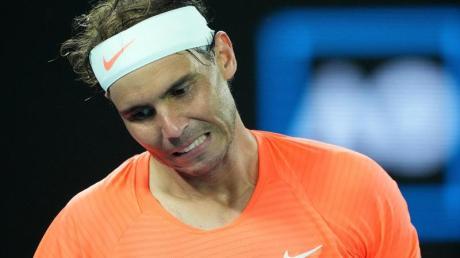 Kann wegen Rückenproblemen nicht am Turnier in Rotterdam teilnehmen: Rafael Nadal.