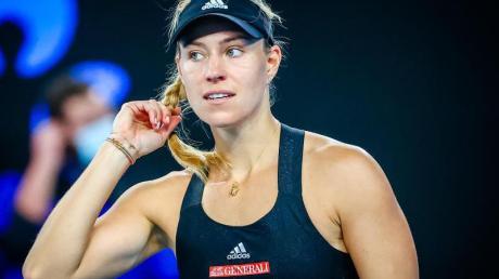 Verpasste in Doha das Viertelfinale: Angelique Kerber.
