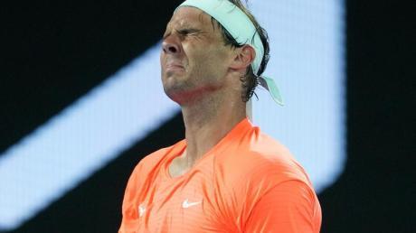 Spielt nicht in Dubai:Rafael Nadal.