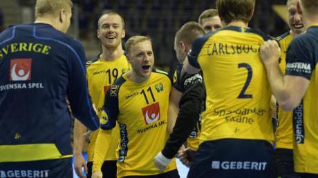 Nach Deutschland hat sich auch Schweden über das Turnier in Berlin das Olympia-Ticket gesichert.