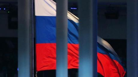 Russlands Leichtathleten können unter neutraler Flagge an internationalen Wettkämpfen teilnahmen.