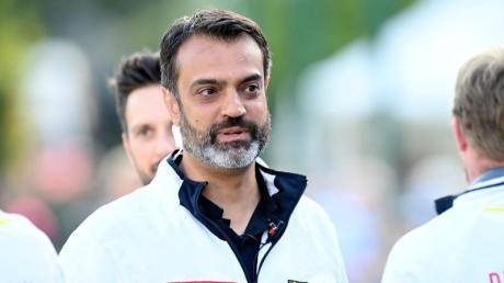 Hockey-Bundestrainer Kais Al Saadi.