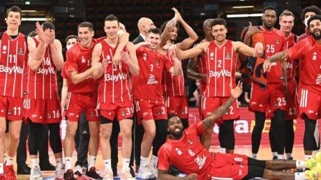 Der FC Bayern München spielt in der Euroleague in den Playoffs um die kontinentale Basketball-Krone.