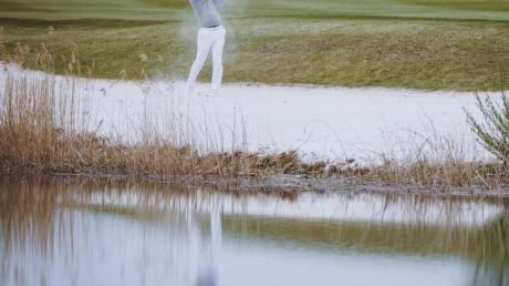 Strebt in die Top 50 des Golf-Rankings: Martin Kaymer in Aktion.
