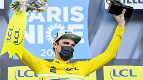 Verzichtet dieses Jahr auf die Tour de France: Paris-Nizza-Sieger Maximilian Schachmann.