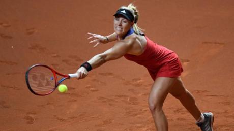 Verpasste in Stuttgart den Einzug ins Viertelfinale: Angelique Kerber.