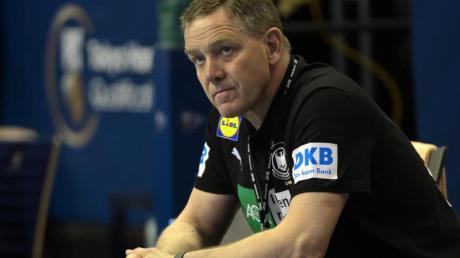 Für Handball-Bundestrainer Alfred Gislason geht der Blick bereits schon Richtung Olympia.