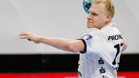 Steht vor seinem 150. Länderspiel: Nationalspieler Patrick Wiencek vom THW Kiel.