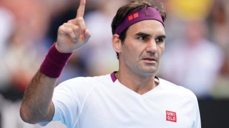 Roger Federer versteigert seine Ausrüstung.