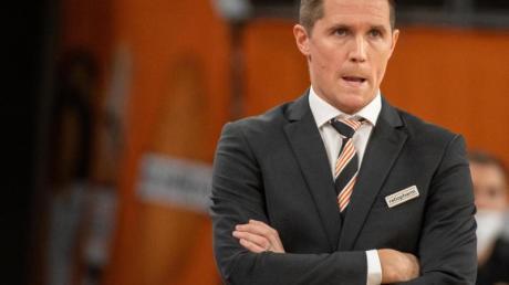 Kämpft mit ratiopharm Ulm um eine gute Ausgangslage für die erste Playoff-Runde der Basketball-Bundesliga: Trainer Jaka Lakovic.