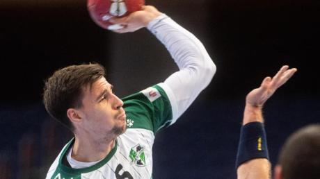 Wechselt Hannover-Burgdorf zu MT Melsungen: Ivan Martinovic.