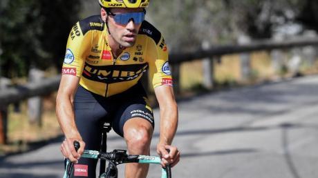 Kehrt bei der Tour de Suisse ins Renngeschehen zurück: Tom Dumoulin.