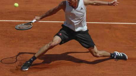 Will seinen ersten Grand-Slam-Titel holen: Alexander Zverev.