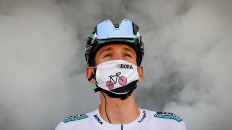 Nimmt sich eine Pause vom Radsport: Lennard Kämna.