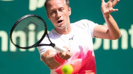 Fährt als vierter deutscher Tennisprofi nach Tokio:Philipp Kohlschreiber.