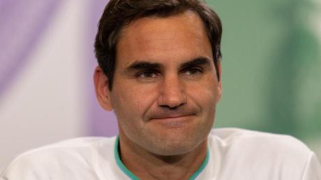 Hat seine Teilnahme am olympischen Tennisturnier abgesagt: Der Schweizer Roger Federer.