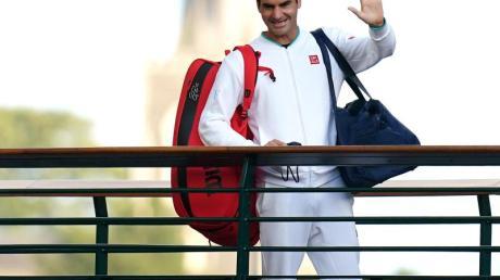 Wohin führt nach der Olympia-Absage der Weg von Roger Federer?.