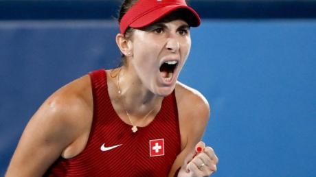 Belinda Bencic gewann im Finale gegen Marketa Vondrousova.