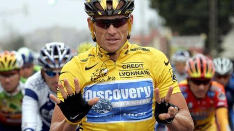 Feiert seinen 50. Geburtstag: Lance Armstrong.
