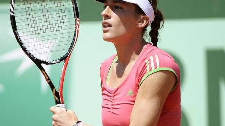 Andrea Petkovic ist beim Grand-Slam-Turnier in Wimbledon an Platz elf gesetzt.