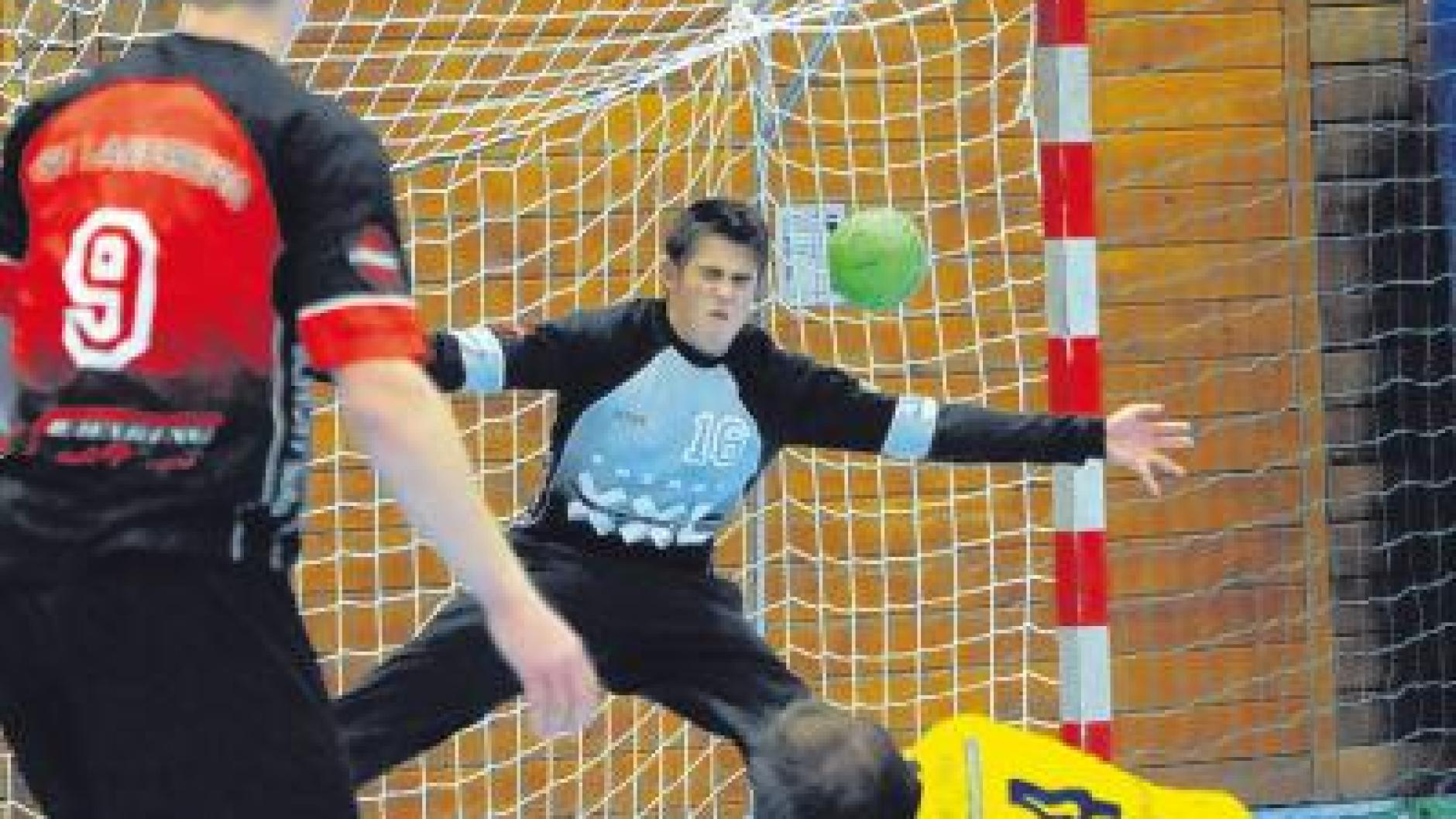 Handball, Landesliga: Klarer Erfolg in einem recht