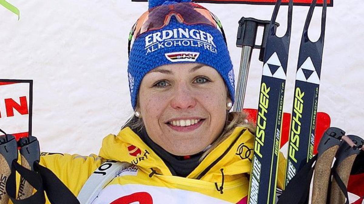 Biathlon - Neuners 30. Weltcupsieg - Peiffer wird Zweiter