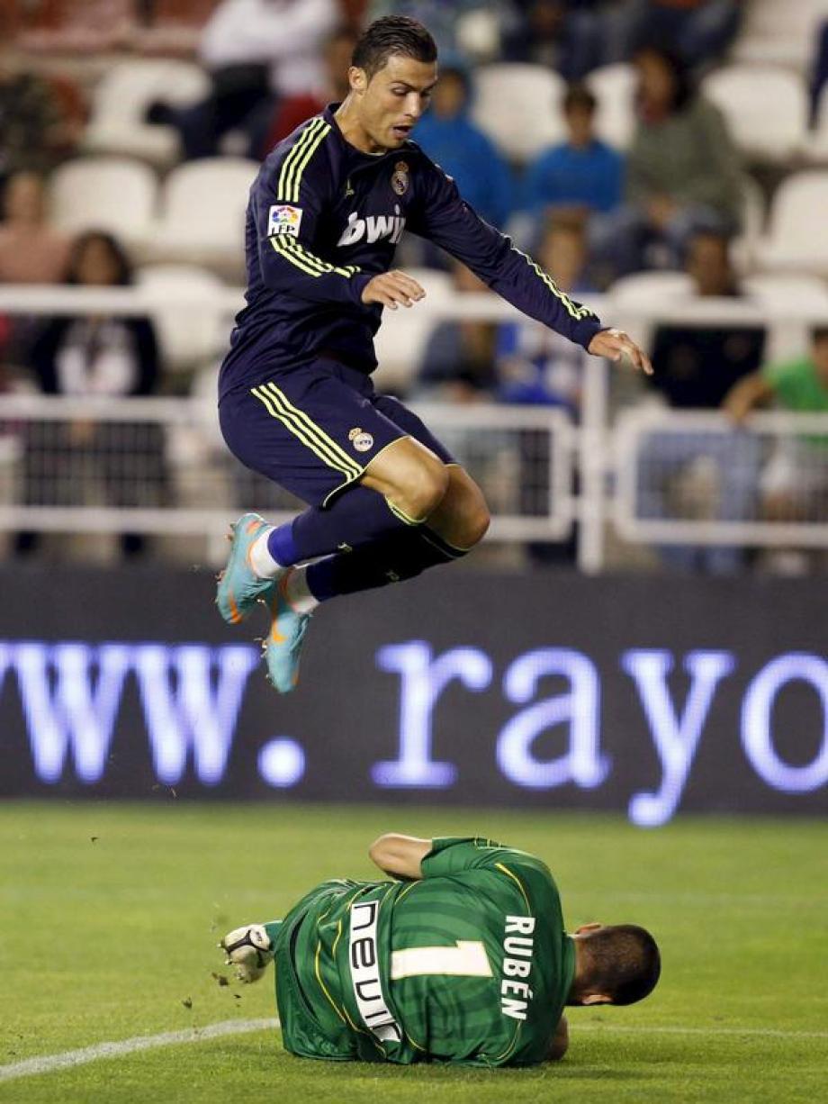 Real Madrid Nachholspiel