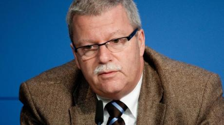 BISp-Direktor Jürgen Fischer muss noch die Studie zur Aufarbeitung der Dopingvergangenheit in Deutschland vorlegen. Foto: Robert Schlesinger