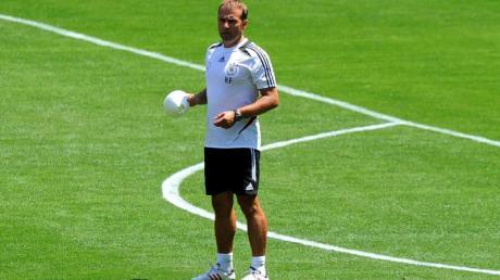 Hans-Dieter Flick sei kein Favorit auf den Posten des DFB-Sportdirektors, verlautet aus der DFL.