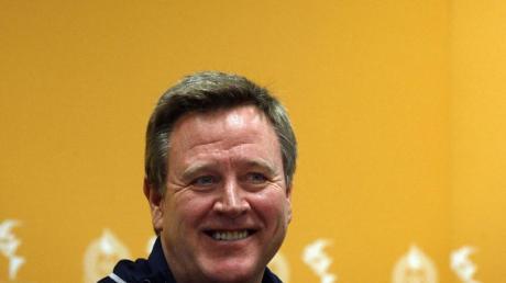 Larry Probst kann mit einer Aufnahme ins Internationale Olympische Komitee rechnen. Foto: Ulises Ruiz Basurto