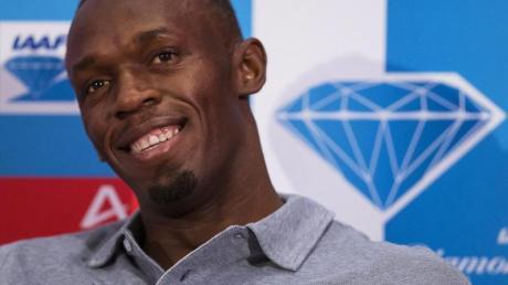 Usain Bolt will mindestens noch drei Jahre der schnellste Mann der Welt bleiben.