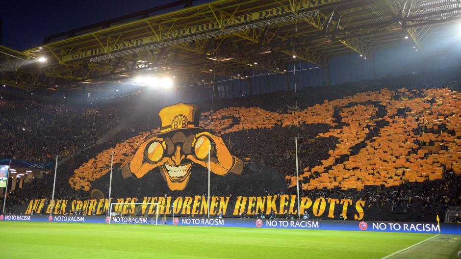 Fc Bayern So Machten Sich Die Bayern Fans Uber Dortmund