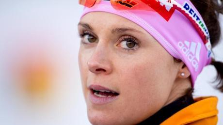 Evi Sachenbacher-Stehle hat ihre aktive Profi-Karriere beendet.