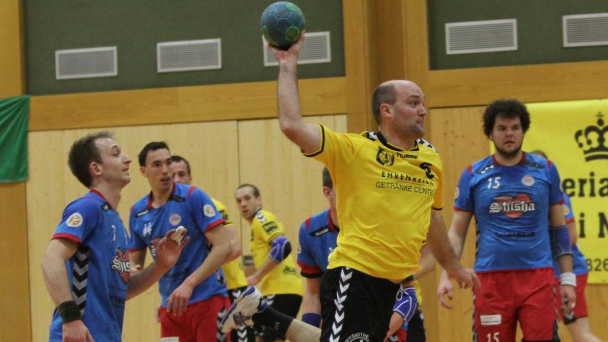 Handball: Zum Zuschauen degradiert - Sport Mindelheim - Augsburger ...