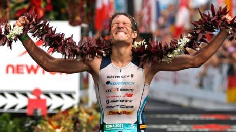 Sebastian Kienle gewann als vierter deutscher Triathlet den legendären Ironman auf Hawaii.