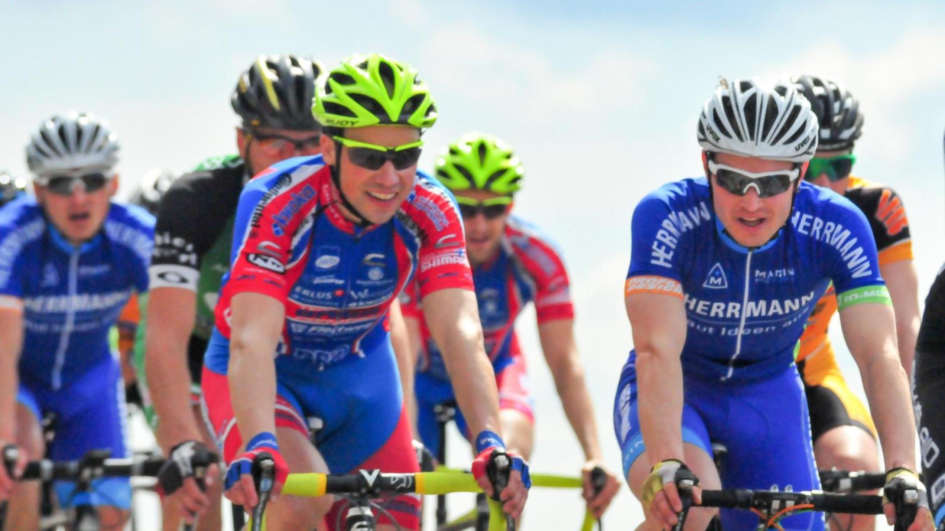 Radrennen: Ein Freund zerstört den Traum vom Hattrick