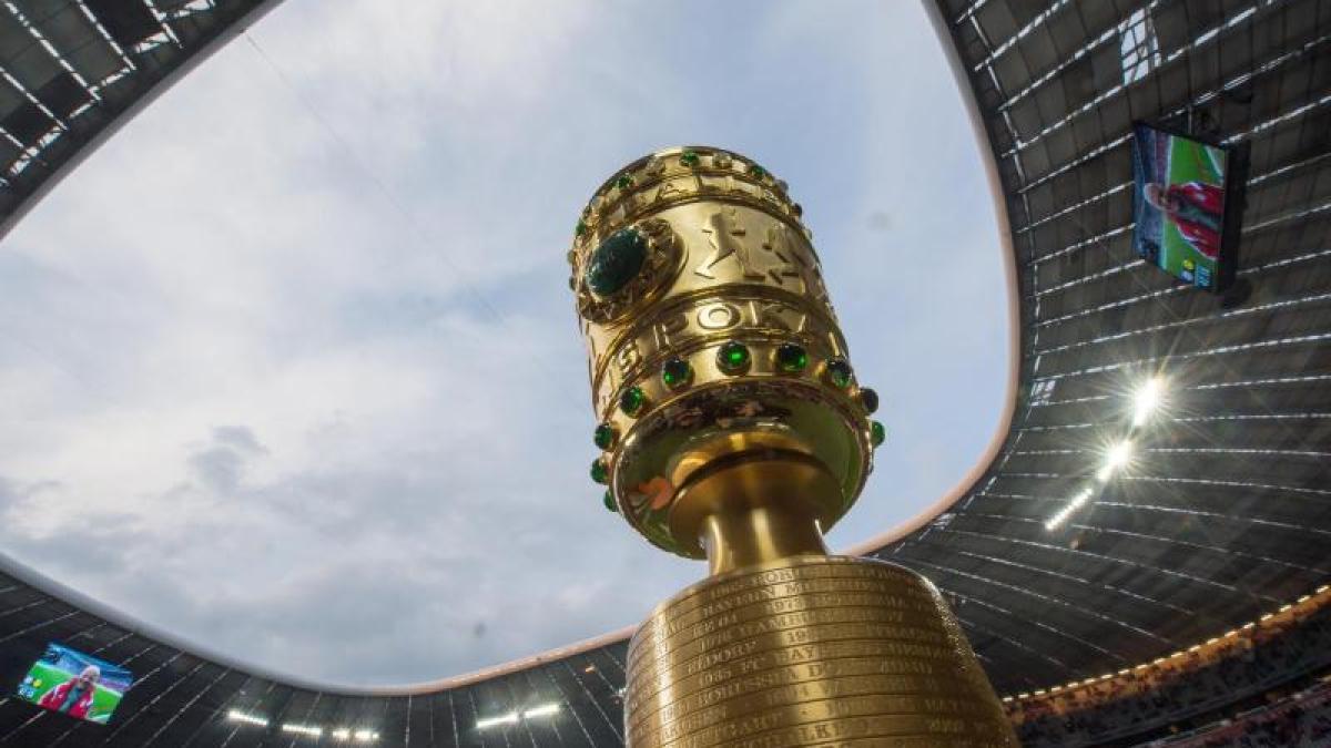 Dfb Pokal Finale Im Tv