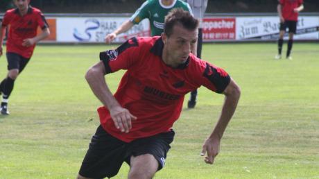 Metin Bas hat seit dieser Saison das Training der Affinger übernommen.