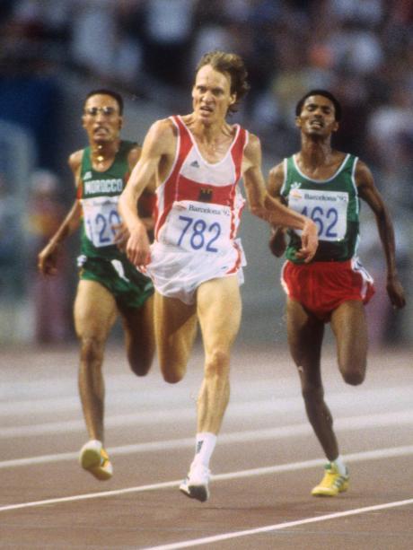 Leichtathletik: Wie die Tochter von Dieter Baumann ihren