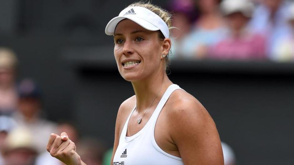 Tennis Live Im Stream Und Tv Angelique Kerber Fordert Venus