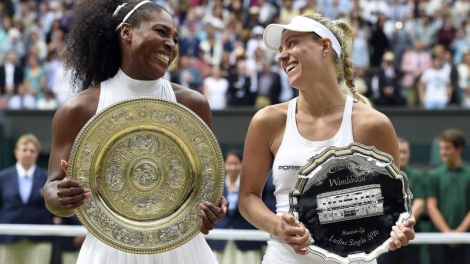 Tennis Kerber Verpasst Wimbledon Coup Kann Mir Nichts Vorwerfen