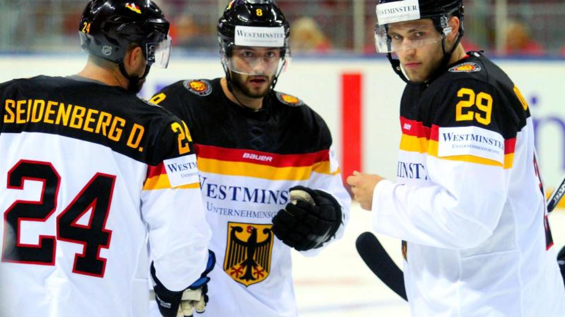 Eishockey Endspiel